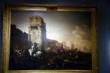 Italian Harbour. Seaport (1651) - Jan Baptist Weenix - 5309