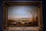Frozen Lake (1642 or 1648) - Isaac van Ostade - 5318