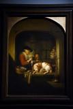 Herring Seller (1670-1675) - Gerard Dou - 5330