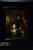 Lacemaker (after 1660) - Domenicus van Tol - 5328