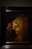 Visit to an Artist's Workshop (1659) - Quiringh van Brekelenkam - 5338