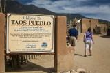 Taos Pueblo, New Mexico, 2014