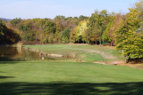 My golf course in Automn