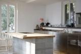 cucine in inox su misura arredo casa Milano