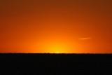 Last wisps of the sun