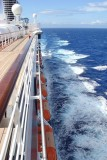 Noordam making way