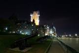 Chateau Frontenac and the Dufferin