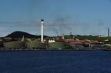 Curacao oil refinery