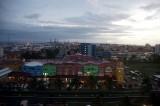 Colon at dusk