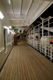 Zuiderdam Promenade deck