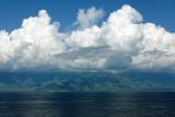 Haiti and cloud cover