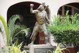 Limon Costa Rica statue