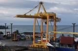 Limon port crane