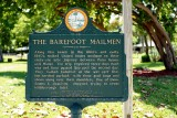 Barefoot Mailmen sign