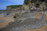 Tessellated Rock Forms