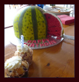 Water-melon Cake