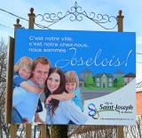 Why Saint-Joseph-de-Beauce