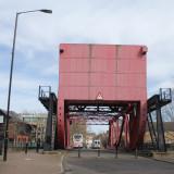 70:365Red Bascule Bridge