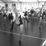 24 ~ high kicking dancers