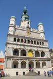 152:365Poznań Town Hall