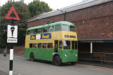 261:365Wolverhampton Sunbeam Trolleybus