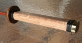 handle of a bokken