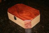 Birdsmouth joint box