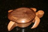 Turtle bandsaw box