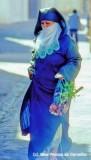 Moroccan Woman, shopping