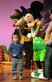 Hikaru at Disneyland