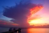 A CB Sunset