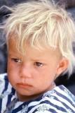 The Blond African Baby