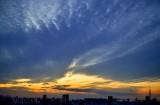 Tokyo Skyline After Sunset