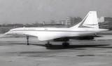 Concorde at Lisbon: Air France F-BTSC