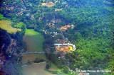 Temple Complex In The Jungle