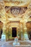 Austere Interior - Mehadev Shiva Temple