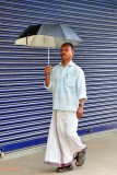 The Parasol Man