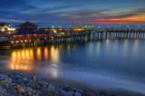 Redondo Pier Twilight