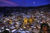 Guanajuato Mexico Moonlight