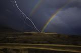 Prairie Storm Rainbow