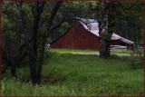 Mariposa Red Barn