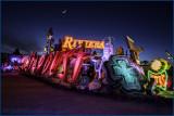 Neon Boneyard