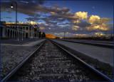 Barstow Train Station