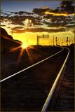 Barstow Train Tracks