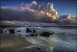 Stormy Bandon Oregon