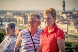 2017 - Theresa & Mary Frances - Florence, Tuscany - Italy