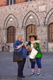2017 Jackie & Jean, Piazza del Campo - Siena, Tuscany - Italy