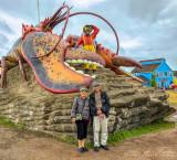 2018 - Thuy Vu & Ginny Dang in Shediac, New Brunswick - Canada