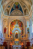 2018 - Saint Peter's Catholic Church - Cabot Trail, Chéticamp - Cape Breton, Nova Scotia - Canada