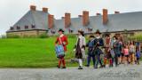 2018 - Fortress of Louisbourg - Cape Breton, Nova Scotia - Canada